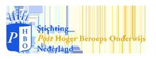 Logo Stichting Post Hoger Beroeps Onderwijs
