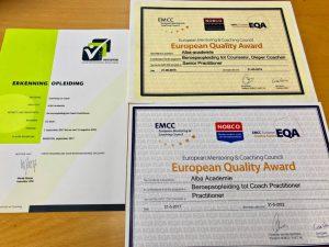 European Quality Award Alba Academie