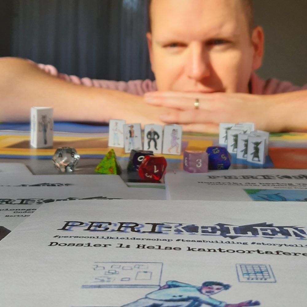 Schitteravond Perikelen - Gamification in Coaching